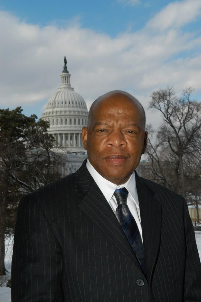 U.S. Representative John Lewis