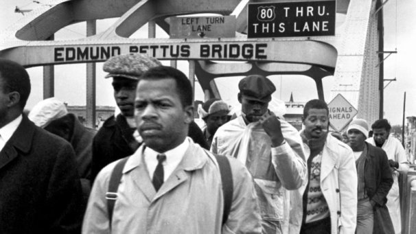 Rename Edumund Pettus Bridge after Rep. John Lewis
