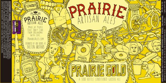 Prairie-Gold