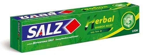 ยาสีฟัน SALZ Bamboo_2