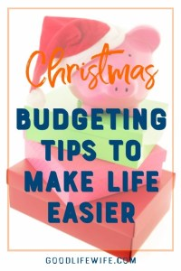 Make your life easier with a good budget for Christmas. Tips on planning and saving.