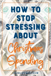 Make a savings plan for Christmas and don't stress! Plan gifts, travel and decorations so there are no surprises.