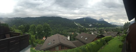 Views from Garmisch
