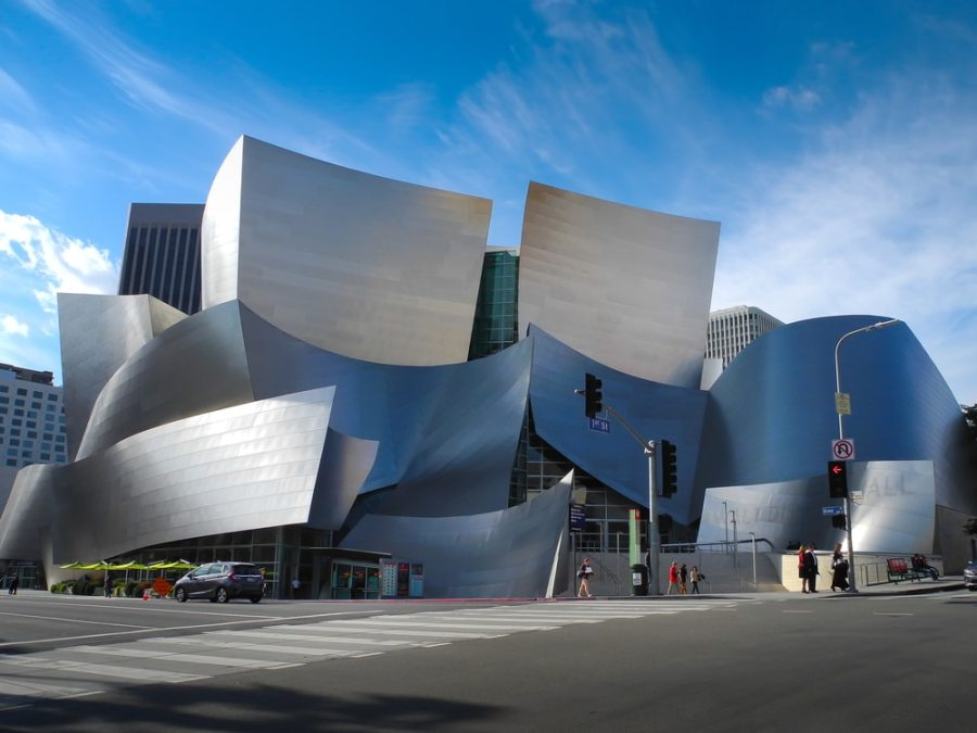 Walt Disney Concert Hall - 10 Cool Places to Visit In the Hollywood City of Los Angeles