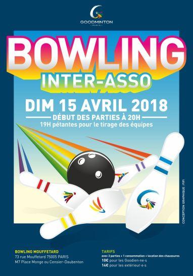 Bowling inter-asso