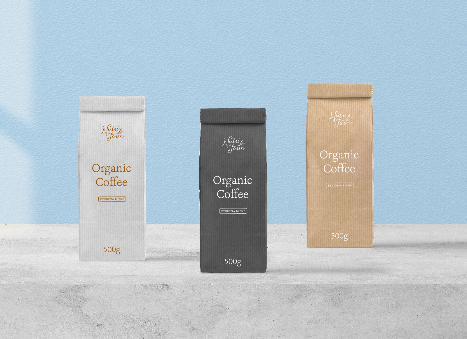 Use this free coffee bag mockup to present your designs beyond the expectations of your clients. Free Kraft Paper Pouch Coffee Packaging Mockup Psd Good Mockups