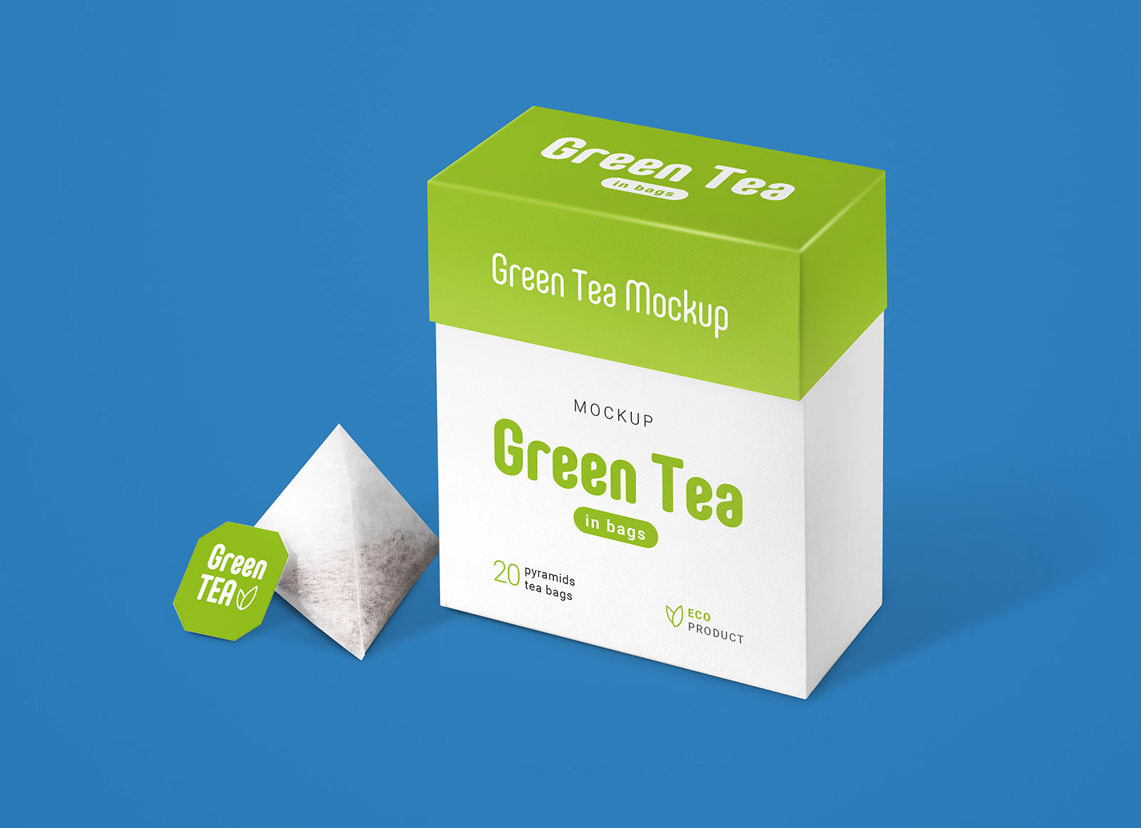 Need to freshen a small space without a can of lysol handy? Free Tea Packaging And Tea Bag Tag Mockup Psd Set Good Mockups