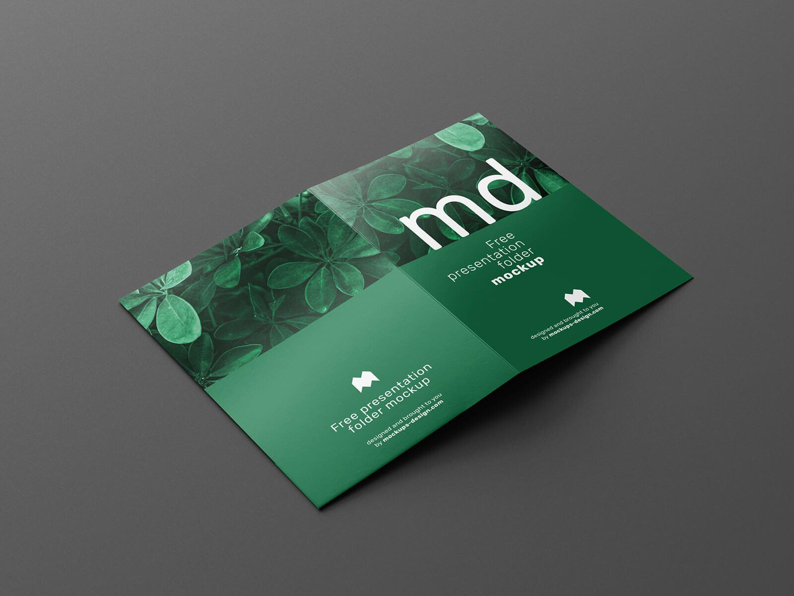 Use this free presentation folder mockup to showcase your beautiful designs swiftly. Free Corporate Presentation Folder Mockup Psd Set Good Mockups