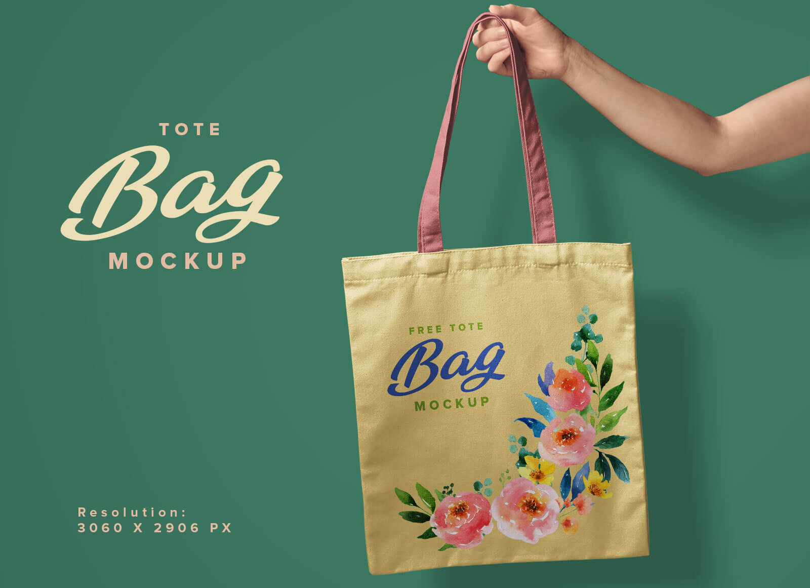 50+ branding psd pouch mockup. Free Hand Holding Tote Shopping Bag Mockup Psd Good Mockups