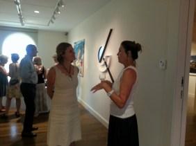 Sarah Baker Art New England, Leslie Shlopak Cape Ann Museum