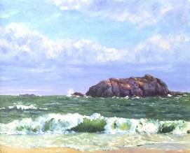 Singing Beach by William Fusco