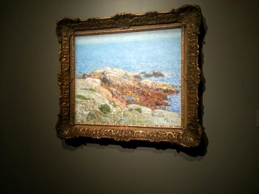 Summer Sea, Isles of Shoals, 1902, o/c, Toledo Museum of Art, Toledo, OH, gift of Florence Scott Libbey in 1912