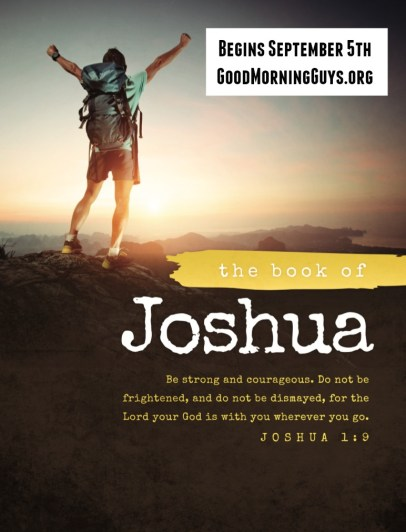 Joshua Begins September 5th