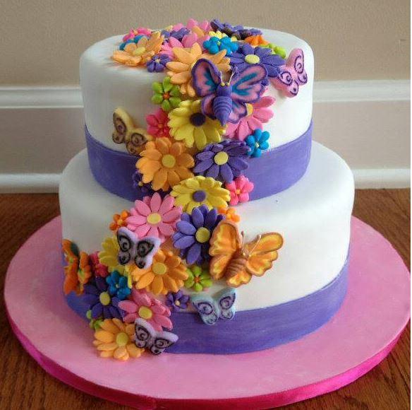 Birthday Cake Image Good Morning Images