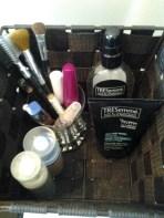 Organizing Bathroom