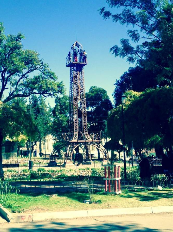 sucre-bolivie-parque-simon-bolivar