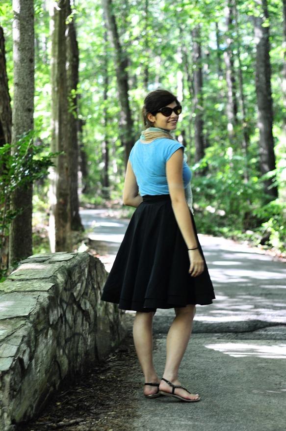 Modcloth Skirt (3)