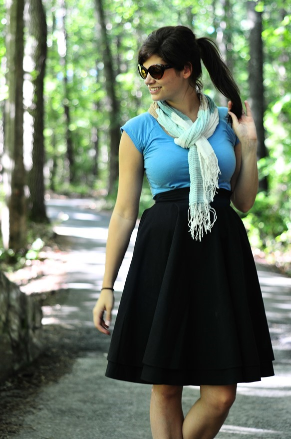 Modcloth Skirt (4)