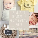 8 Ways to Personalize Your Hospital Birth for You and Baby