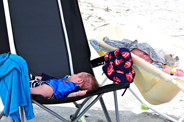 babies on beach complete baby registry
