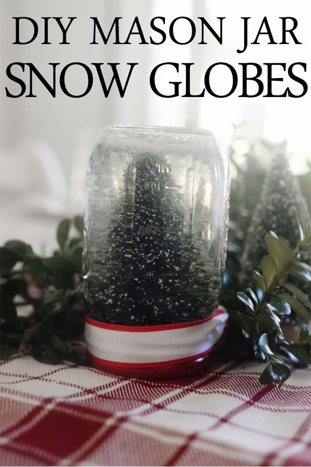 DIY-Snow-globes-mason-jar