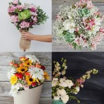 How to Make a Farmstand Flower Bouquet