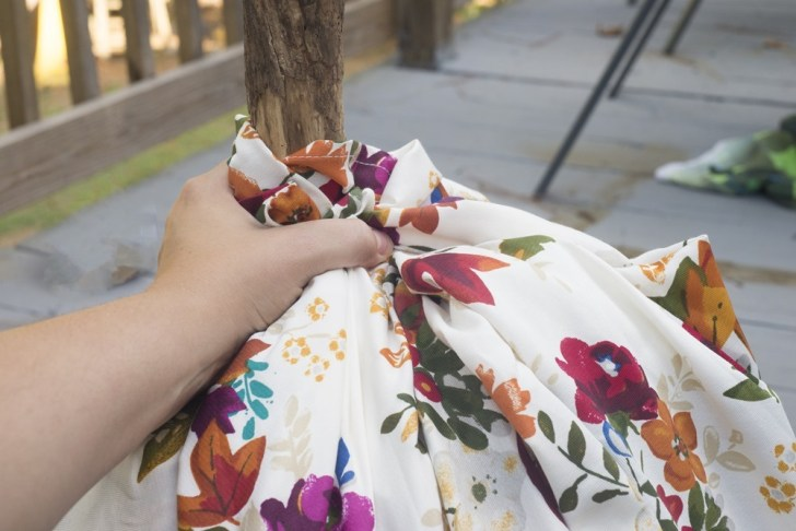 DIY fabric pumpkin how to (5)