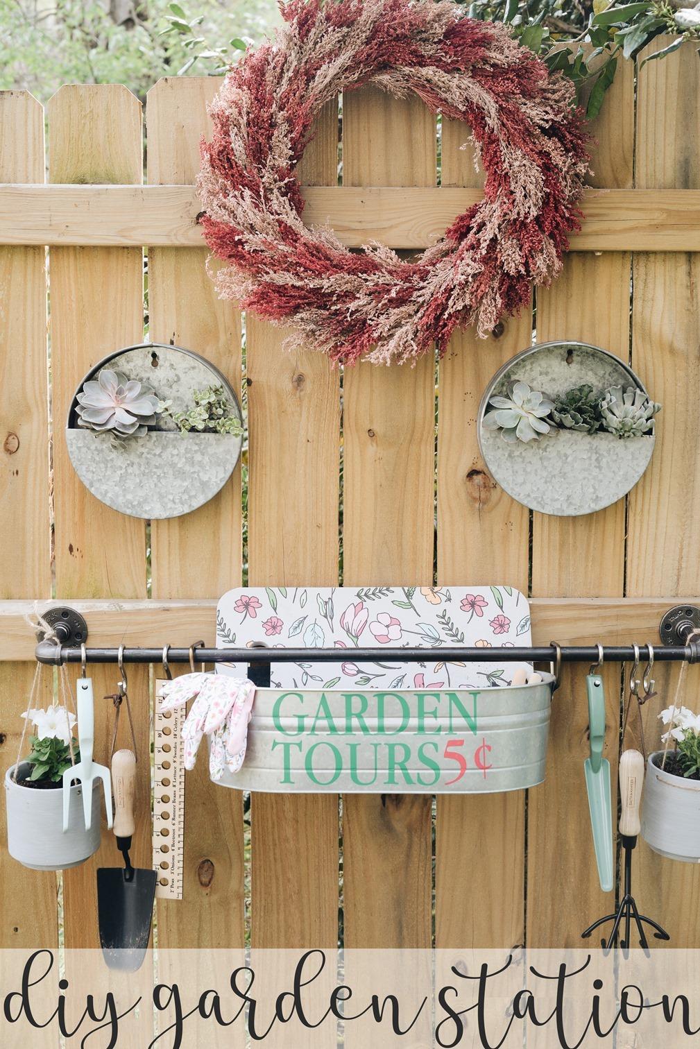 Tag: Diy Garden Station Gardening
