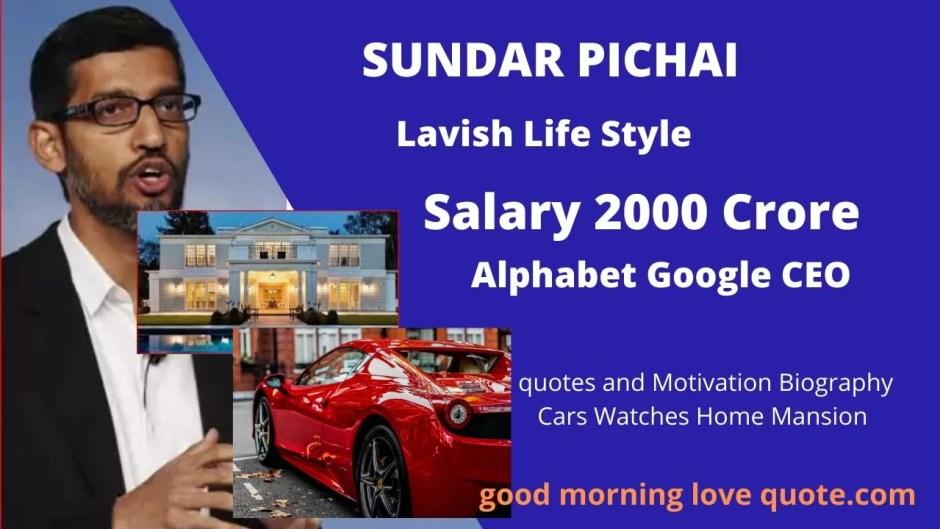 Best Motivational Sundar Pichai Quotes on Life Image 1