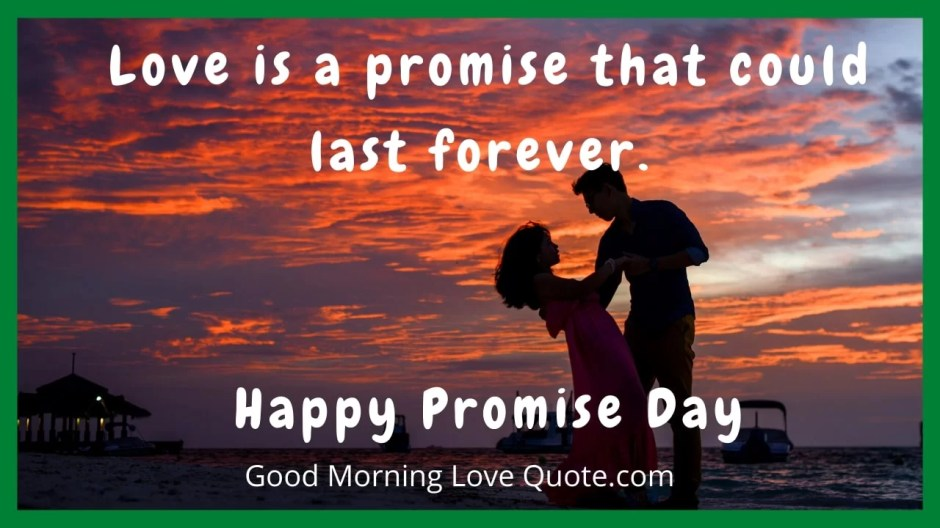 Best Happy Promise Day Image 3