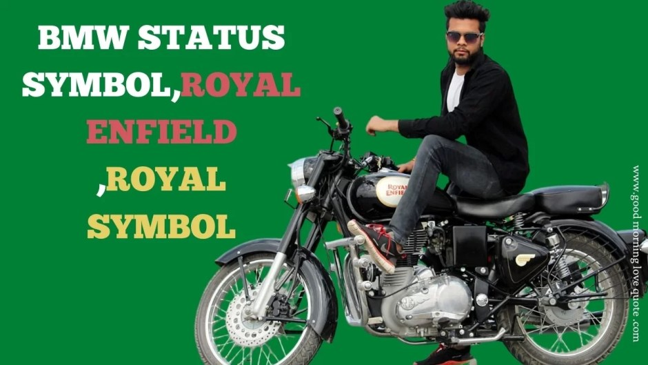 Royal Enfield is my first choice