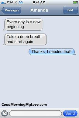 Inspirational Good Morning Messages_Good Morning My Love_Text3