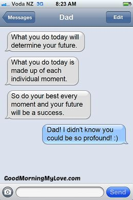 Inspirational Good Morning sms Messages_Good Morning My Love_Text5