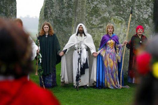 festa dei druidi