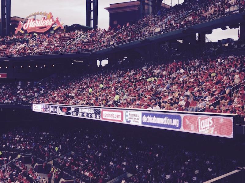 blog voyage, match baseball, baseball usa
