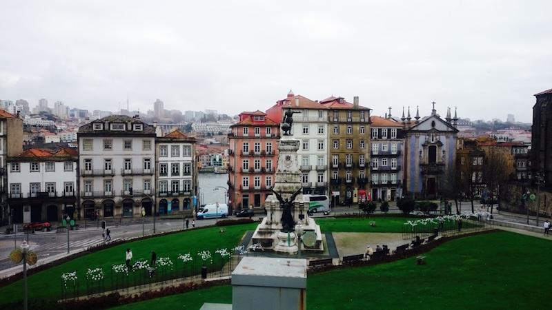 vue porto visite portugal