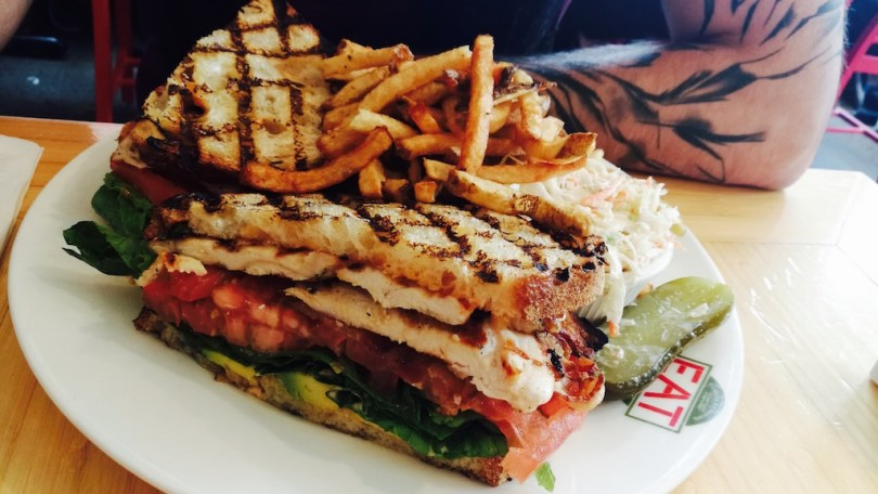bien manger new york clinton baking co sandwich