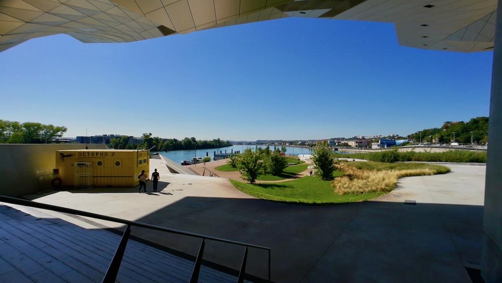 visite lyon et musee confluence