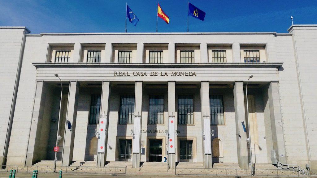 musee monnaie casa de papel visiter madrid