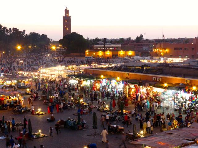 Marokko_Marrakesch_Reisbestemmingen september