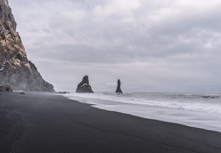 Droomstranden IJsland Vik