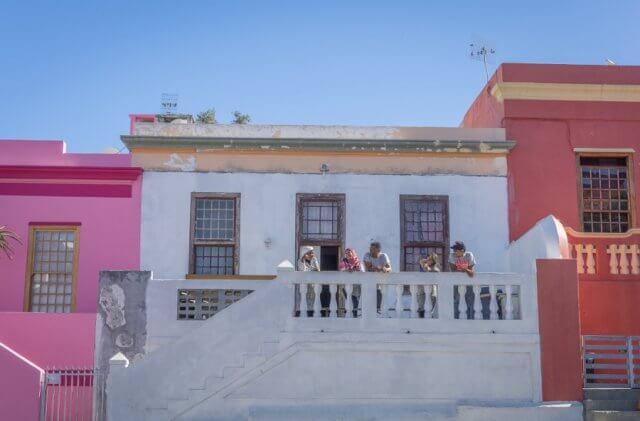 Kaapstad vakantie Zuid-Afrika Bo Kaap