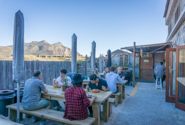 Kaapstad vakantie Zuid-Afrika Hout Bay Market