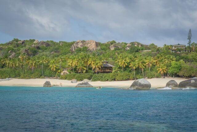 Britse Maagdeneilanden Caribbean Virgin Gorda