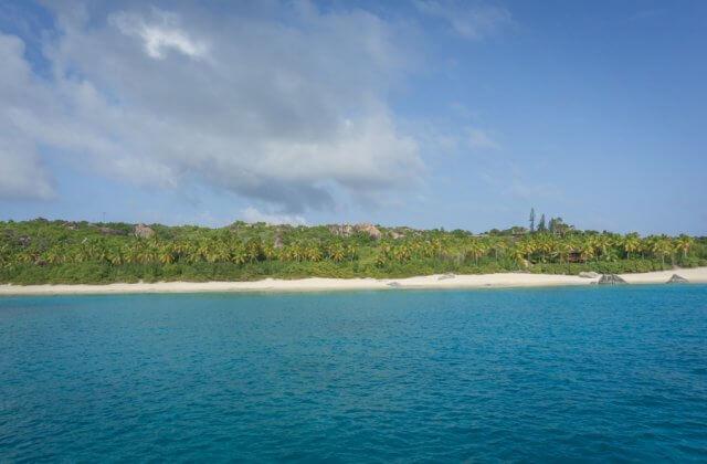 Britse Maagdeneilanden Caribbean Virgin Gorda Beach