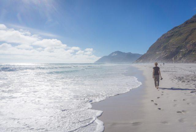 Vakantie Kaapstad Noordhoek Beach-2