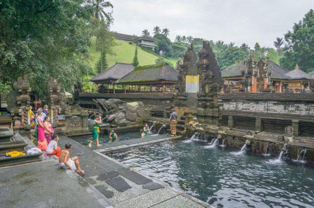 Bali bezienswaardigheden Pura Tirta Empul