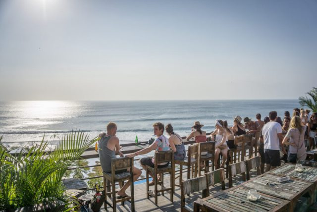 Bali Attracties Uluwatu Single Fin Bar