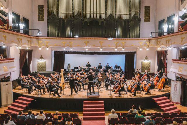 Roemenië Ronde Tour Concert Paleis van Cultuur