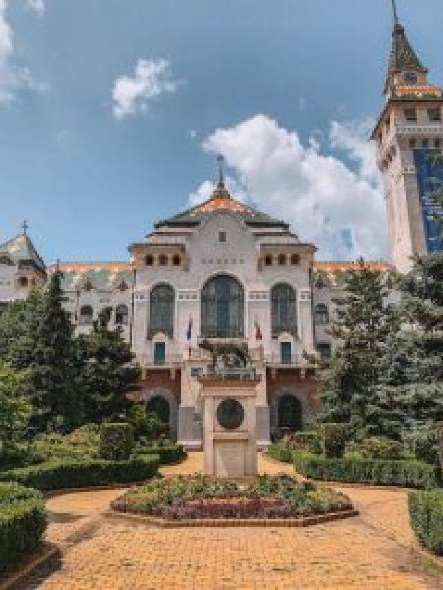 Stadhuis van Targu Mures